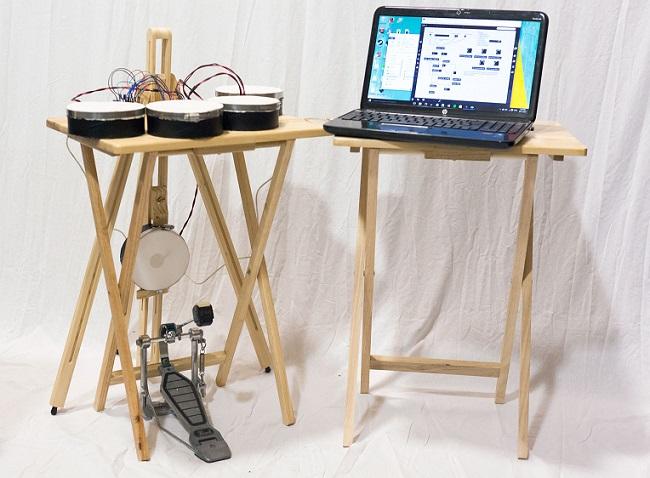 MIDI Drum Kit – Patrick Ignoto
